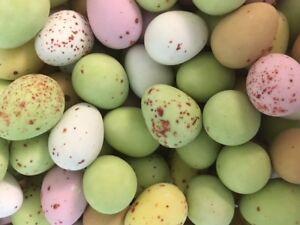 Milk Chocolate Mini Eggs Easter Treat Wholesale Party Bag Retro Sweets 200g -1kg