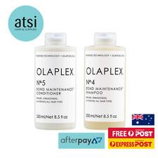 Olaplex - No.4/ No.5 Bond Maintenance Duo Pack - Shampoo/Conditioner (2x250mL)