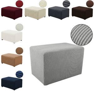 Stretch Polyester Sofa Pedal Cover Elastic Slipcover for Home Living Room Decor