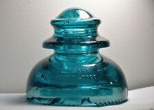 CD 282 Hemingray [030] BIG GLASS!  **Collection Liquidation Sale**