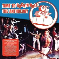 OL' 55 TIME TO ROCK 'N' ROLL The Anthology REMASTERED 2 CD NEW