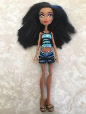 "Monster High 11"" Doll ROBECCA STEAM ROBOT STEAM PUNK DEAD TIRED PAJAMAS"