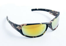 Serelo - Camo Design Eyewear Mirror Lens Sports Outdoor Sunglasses With Case