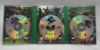 Jurassic Park Ultimate Trilogy DVD Box Set (Missing Outer box)