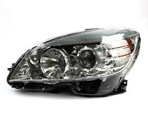 Headlight Mercedes-Benz W204 S204 C-Class Left 2048208361