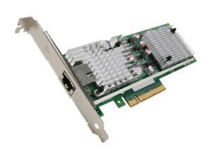 Intel E10G41AT2 10 Gigabit AT2 Server Adapter PCIe 8x