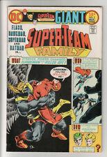 SUPER-TEAM FAMILY Giant #3 (Feb-Mar 1976) VG CONDITION Comic Book