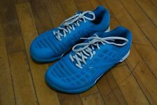 REEBOK Crossfit Nano 3 / 3.0 Woman's Running Training Shoes Blue Size 7 US