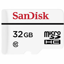 SanDisk High Endurance 32GB Class 10 MicroSDHC Memory Card - SDSDQQ-032G-G46A