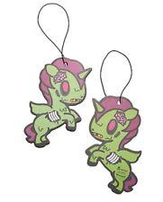 Tokidoki Halloween Zombiecorno Unicorno 2 Pack Vanilla Air Freshener