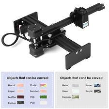 20/30W Lasergravurmaschine Mini Desktop Lasergravur Drucker Carver DIY Logo Mark