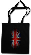 VINTAGE UK UNION JACK FLAG Shopper Shopping Bag England Great Britain
