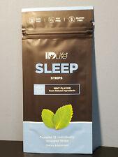 ID Life Sleep Strips - Mint Flavor - 15 Strips Total - New / Sealed! IDLife