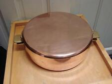 Mauviel Copper Large Pommes Anna Pan Made in France Willams Sonoma