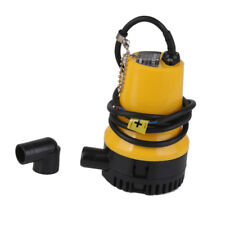 Stainless Submersible Pump Fountain Pool Pond Garden Water Pump 12 Volt 50W