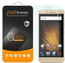 2X Supershieldz for BLU VIVO XL2 / XL 2 Tempered Glass Screen Protector Saver