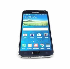 Verizon Samsung Galaxy S5 16Gb Black Smartphone Sm-G900V Clean Imei