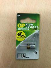 Garador Hormann GP 11A MN11 6V Alkaline Batteries A11 GP11A L1016 CX21A E11A A21