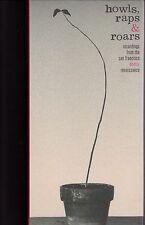 Lenny Bruce/Allen Ginsberg+ - Howls, Raps & Roars - Poetry - 4 CD set - Fantasy