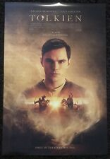 TOLKIEN Poster Stills Lilly Collins Hoult Lord Of The Rings Wondercon LOTR