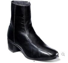 Florsheim Men's Duke Dress Boots, Black, 10 E