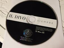 Siempre by Il Divo (CD, Nov-2006, Columbia (USA))Disc Only