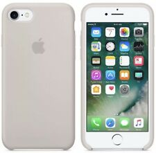 Genuine Apple Official Silicone Case Cover for iPhone 7 or 8 - White