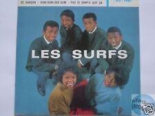 LES SURFS REVIENS VITE ET OUBLIE CD SINGLE EP
