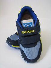 Geox Schuhe für Jungen aus Leder mit Klettverschluss