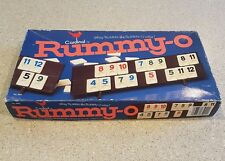 DELUXE VERSION RUMMY-O CAME USED GOOD👍 CONDITION READY FOR USE,