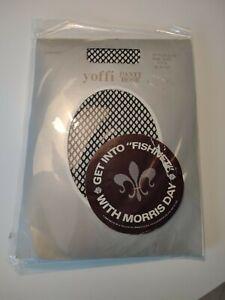 "Morris Day Get into ""Fishnet"" Yoffi panty hose Rare 1988 Prince Promo item"