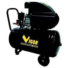 COMPRESSORE VIGOR 220V - 1 CIL.DIRETTO HP.2 - LT.50
