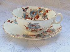 Antique & Rare - RH & SL Plant 1898-1902 Mark  Tea Cup & Saucer (922)