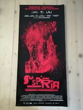 "SUSPIRIA Original Movie Poster 12x27"" Italian LUCA GUADAGNINO SWINTON HORROR"