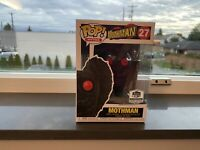 Funko Pop Mothman #27 Myths Limited Edition 3000 Everett Exclusive 100%