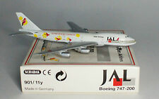 "Schabak Boeing 747-246B JAL Japan Airlines ""Super Resort Express - Yellow"" 1:600"