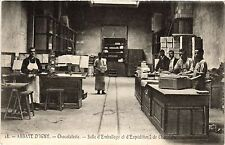 CPA Abbaye d'Igny Chocolaterie, Salle d'Emballage (491744)