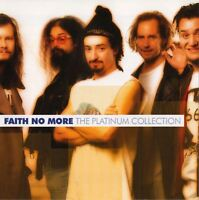 FAITH NO MORE the platinum collection (CD compilation) alternative rock