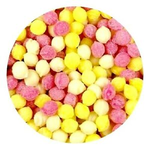 Sherbet Pips 200g Grams Pick n Mix RETRO SWEETS Party Bags XMAS WEDDING FAVOURS