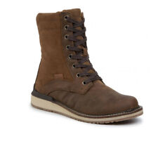 Keen Womens Bailey Lace Boot Brown Sports Outdoors Warm