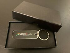 Sahara Force India Formula 1 Team Logo Keychain (Black) New in box