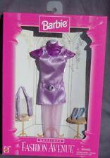 Barbie Boutique FASHION AVENUE tenue accessoire 1996 Mattel 14980 tenue mauve