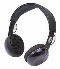 Skullcandy Grind Headphones Black with Tap Tech (S5GRHT-448) Mic, Black