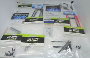 Job lot of mainlyBlade & Lynx micro helicopter parts new in there packs