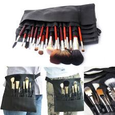 22 Taschen Professional Artist Make-up Brush Pouch Bag Strap Riemen / Gürtel