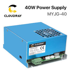 40W CO2 Laser Power Supply PSU for Laser Engraver Cutter Machine 220V / 110V