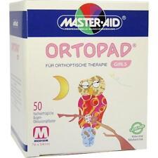 Ortopad for Girls MEDIUM occhi ABRASA cerotto 50 ST