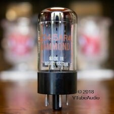 GZ34 Vacuum Tube MULLARD BLACKBURN NOS f32 4 NOTCH HAMMOND 5AR4 JKPMN