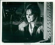 "1974 Karen Black as Chief Stewardess in ""Airport"" Original News Service Photo"