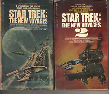 Star Trek:The New Voyages 1 and 2 - Edited by Marshak and Culbreath - used